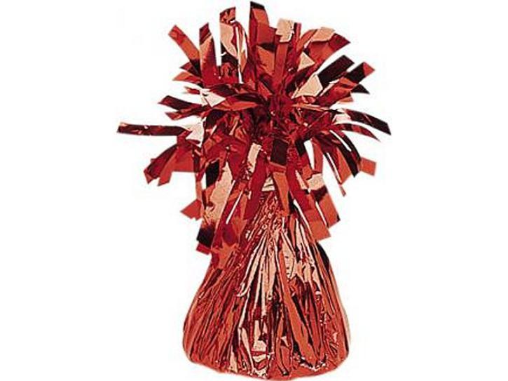 Folien-Ballongewicht rot