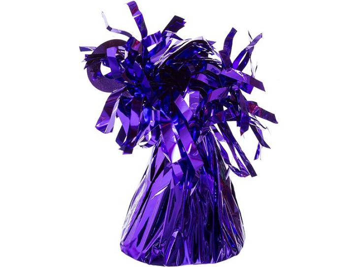 Folien-Ballongewicht lila