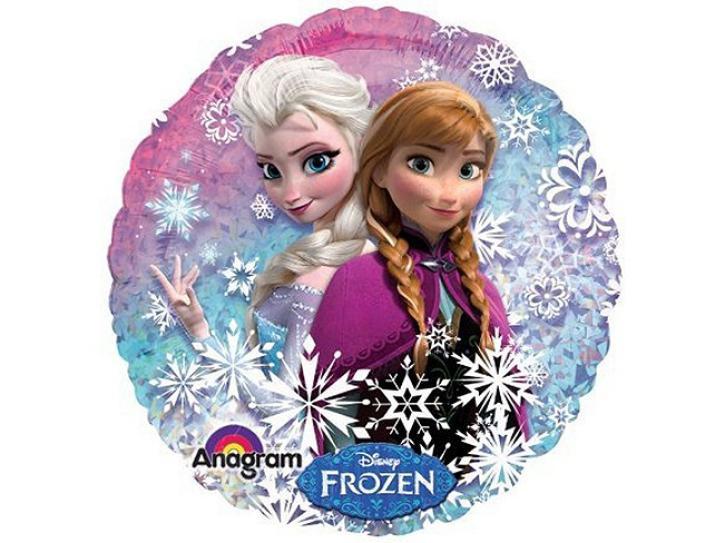 Folienballon Eiskönigin Disney Frozen 45 cm