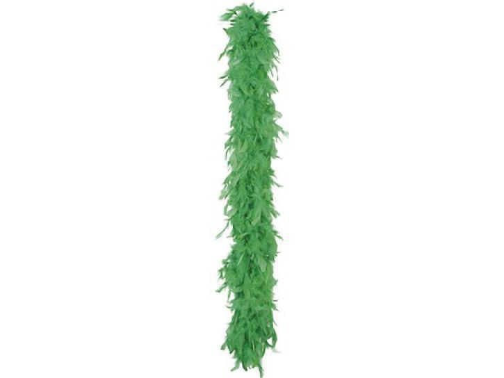 Federboa grün 180 cm