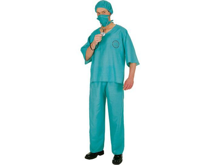 Kostüm OP-Anzug