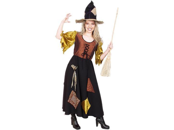 Kostüm Fetzenhexe Gr.44