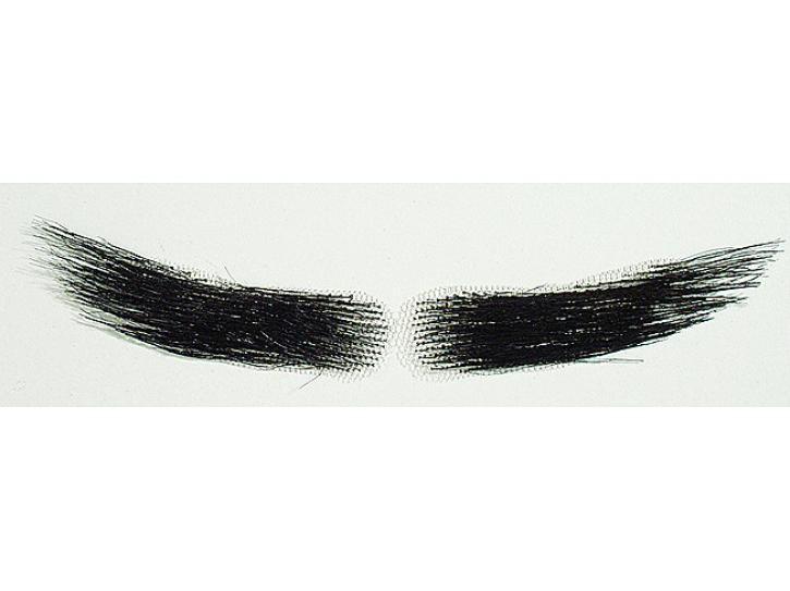 Augenbrauen schwarz