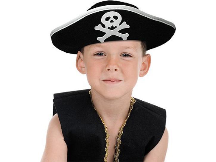 Piratenhut für Kinder KW 54