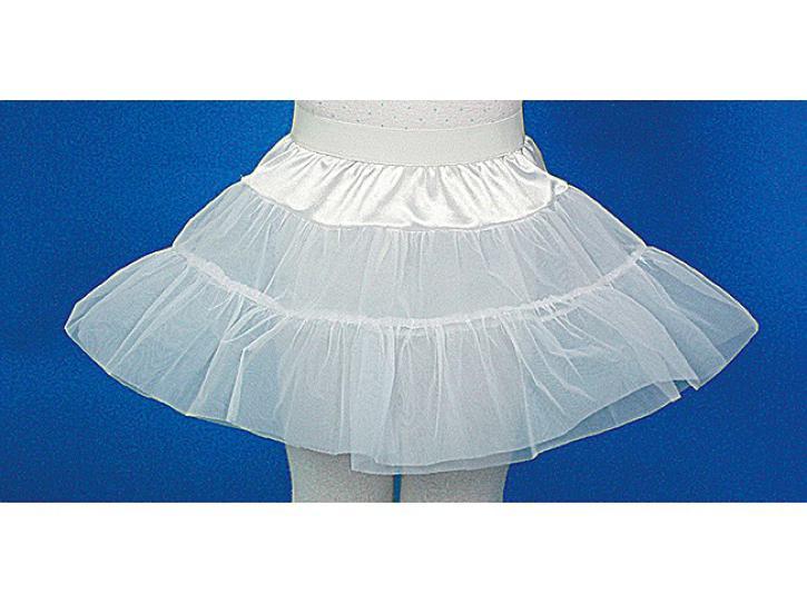 Petticoat weiß Gr.128