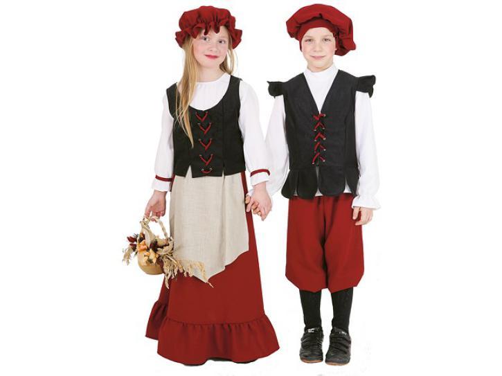 Kostüm Bräuerin Gr.128