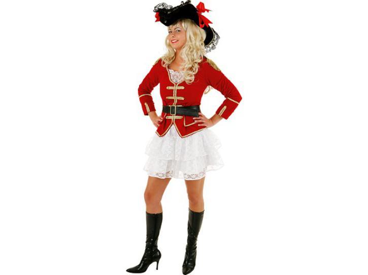 Kostüm Pirate Lady Gr.40