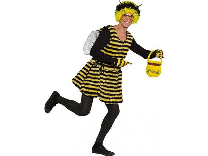 Kostüm Kesse Biene Kleid Gr.bis 54