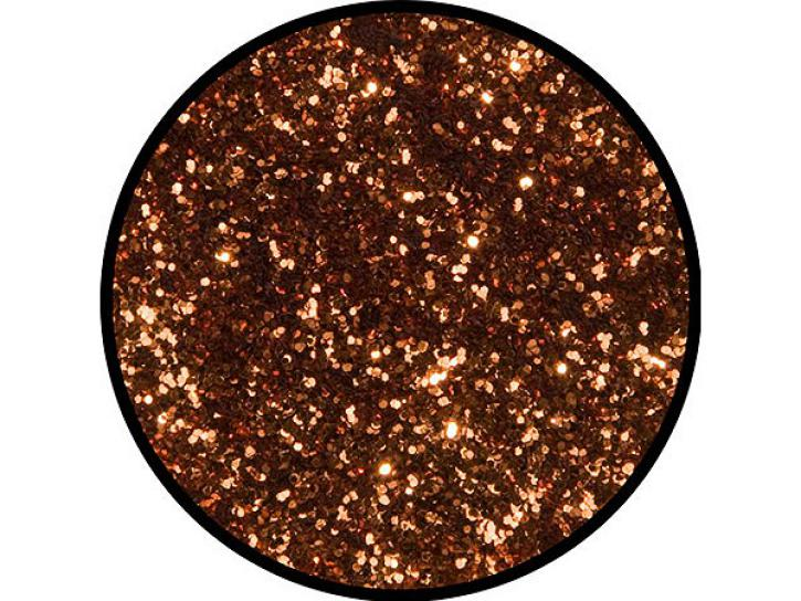 Effekt-Glitzer Golden-Orange 6 g Dose