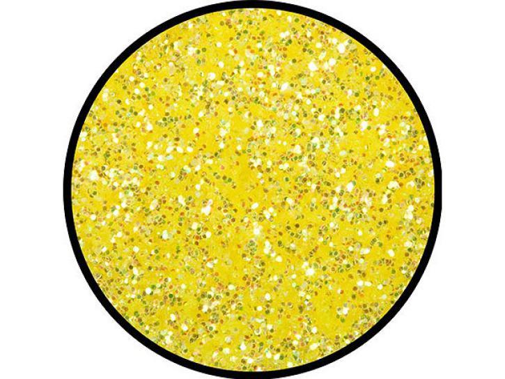 Effekt-Glitzer Candy-Yellow 6 g Dose