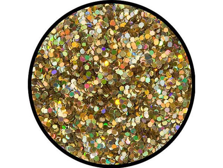 Effekt-Glitzer Gold-Juwel grob 6 g Dose