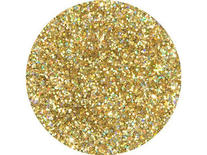 Effekt-Glitzer Gold-Juwel mittel 6 g Dose