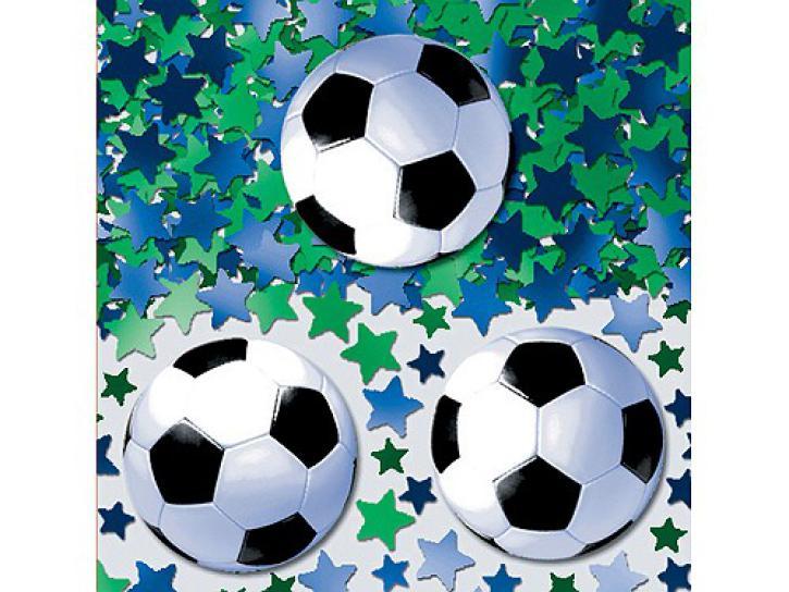 Konfetti Fußball 14g