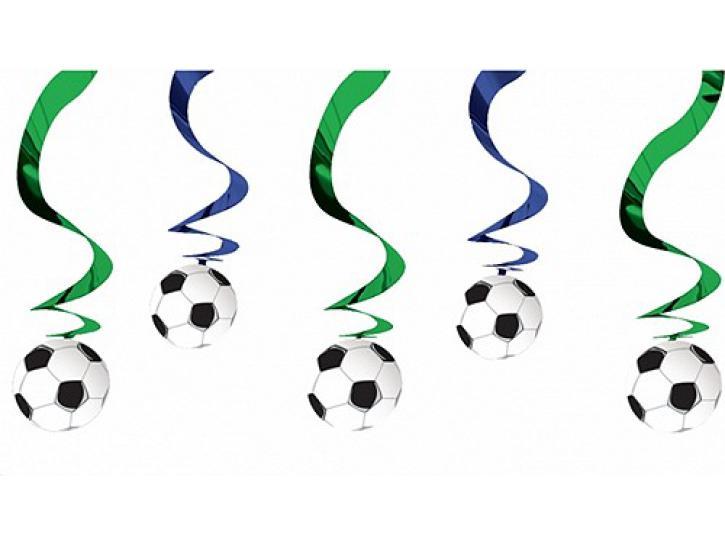 Dekoration Fussball