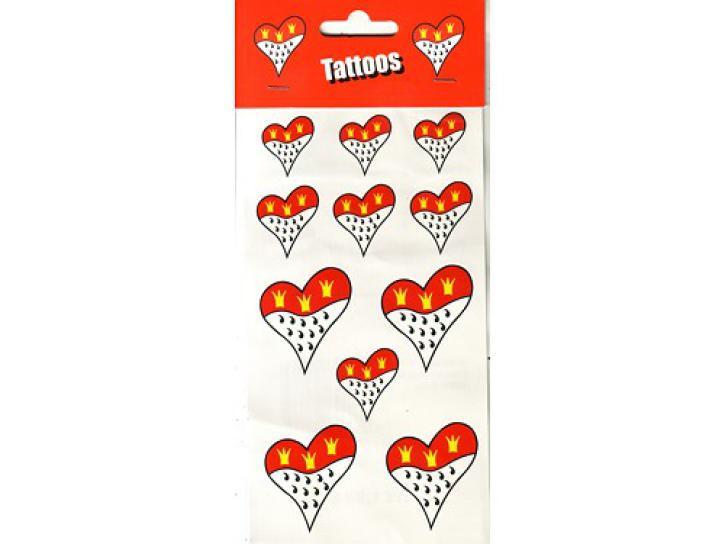 Tattoos Köln Herz Wappen