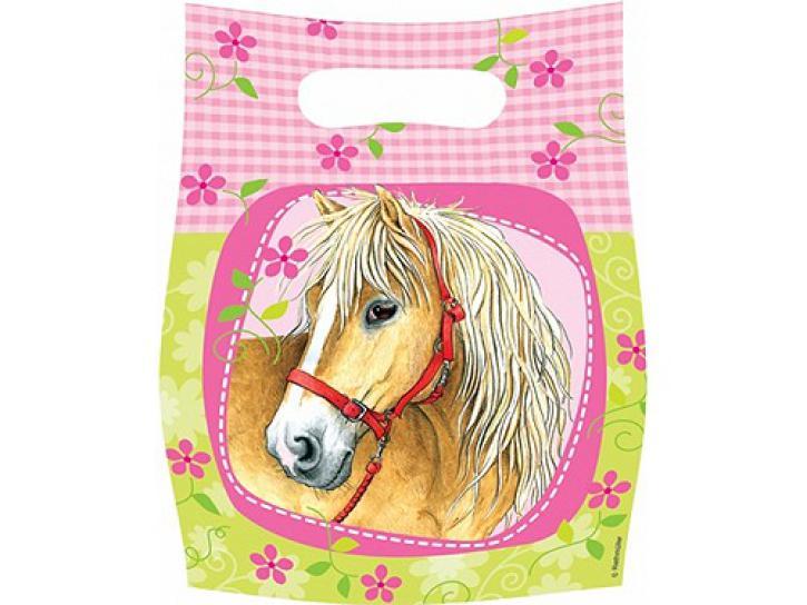 Partytüte Pferde 6 Stk.