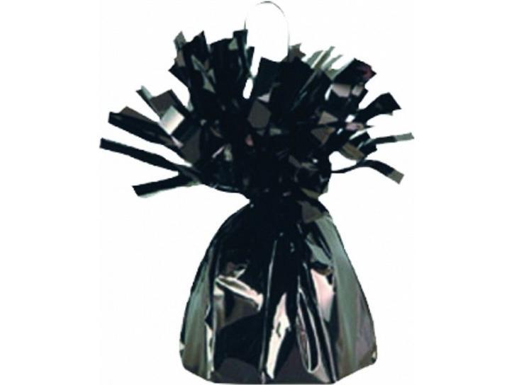 Folien-Ballongewicht schwarz