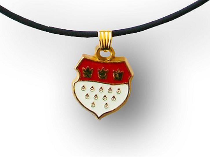 Halskette Kölner  Wappen