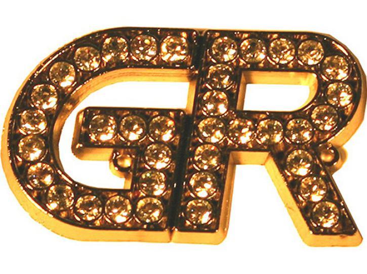 Emblem GR gold