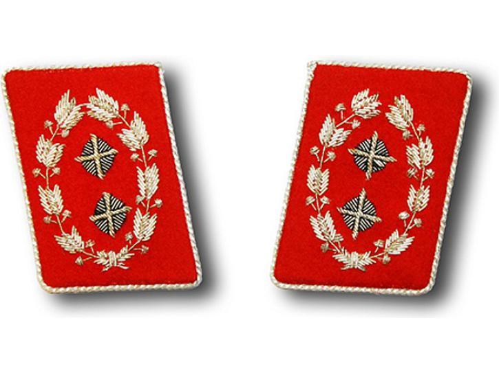 Kragenspiegel Oberst