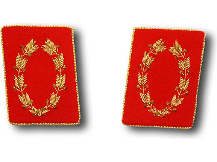 Kragenspiegel General Major