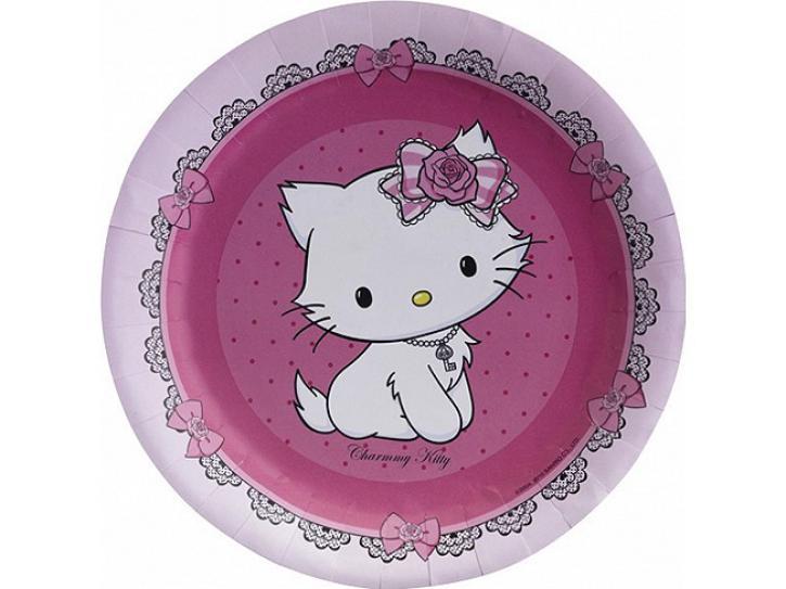 Teller Charmmy Kitty 8 Stk.