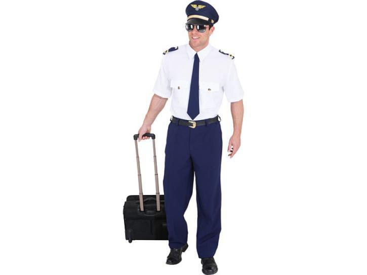 Kostüm Pilot Gr.46/48