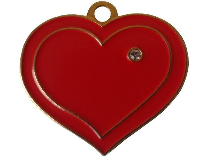 Anhänger  Herz