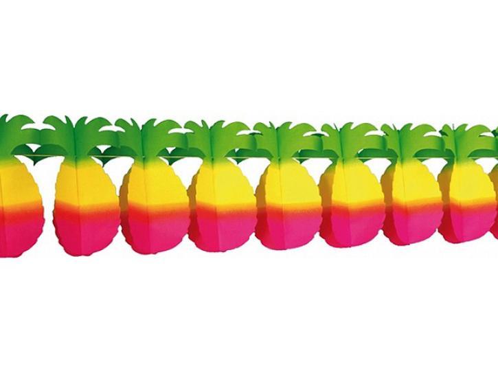Girlande Ananas 4m