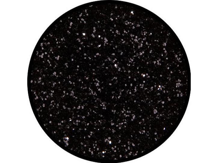 Effekt-Glitzer Nacht-schwarz 6 g Dose