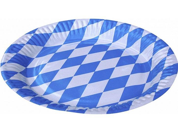 Teller Bavaria 8 Stk.