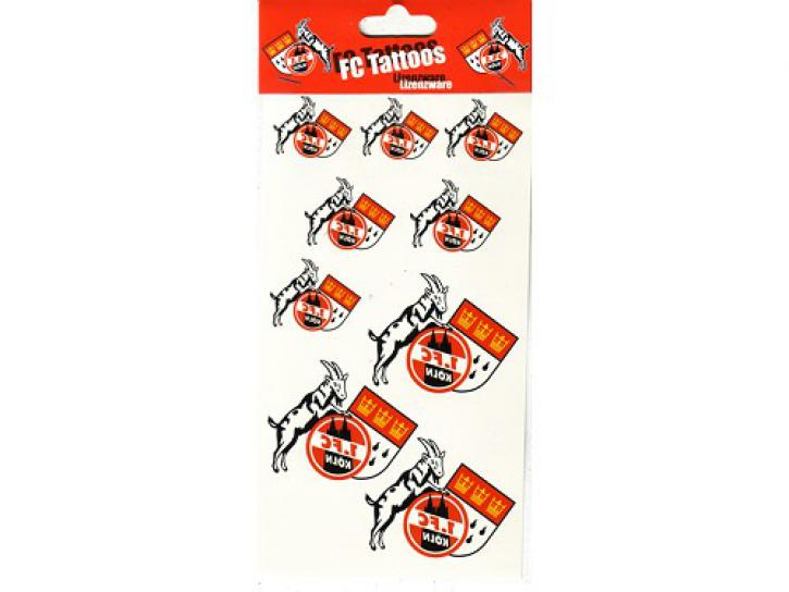FC Tattoos Sonderedition