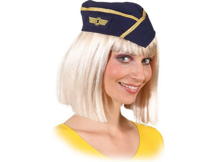 Mütze Stewardess