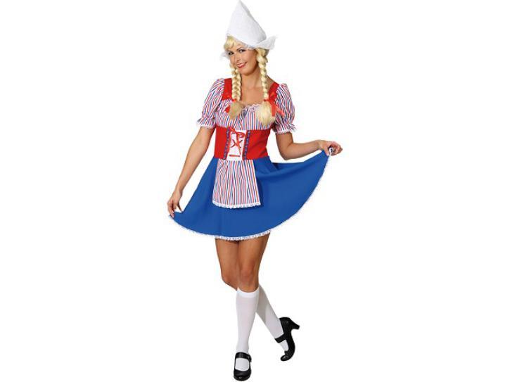 Kostüm Holländerin Gr.40