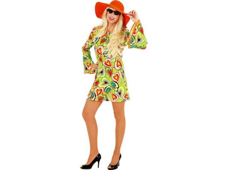 Kleid Hippie Love Gr.40