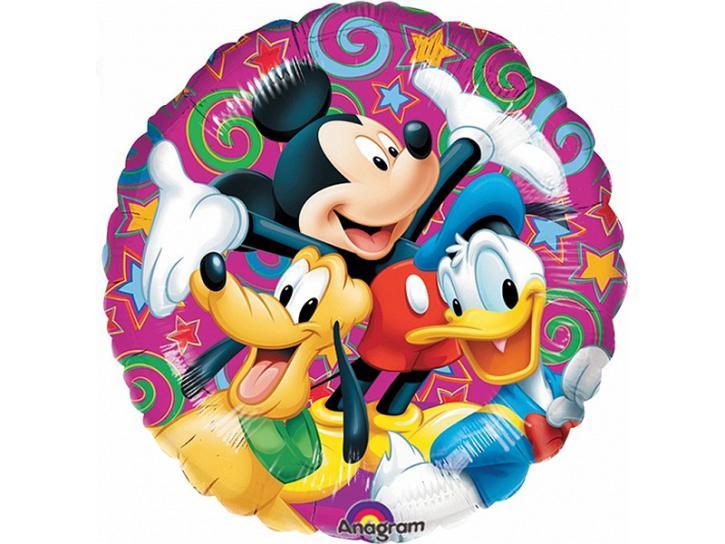 Folienballon Disney Celebration 45 cm