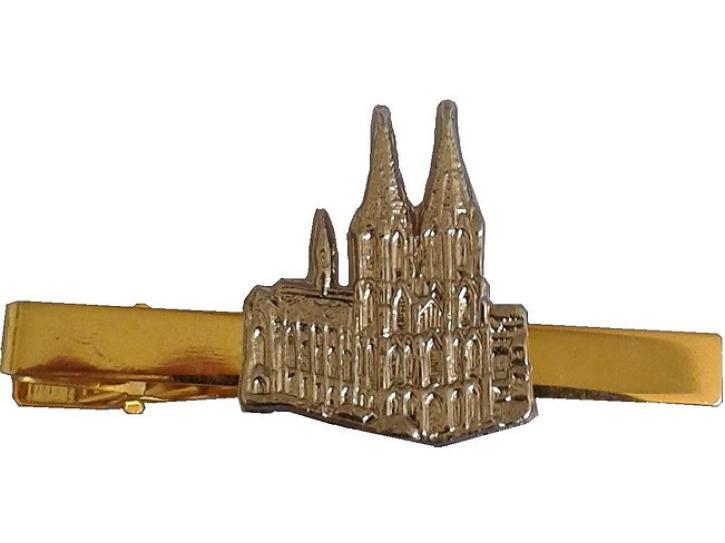 Krawatten Nadel Kölner Dom silber