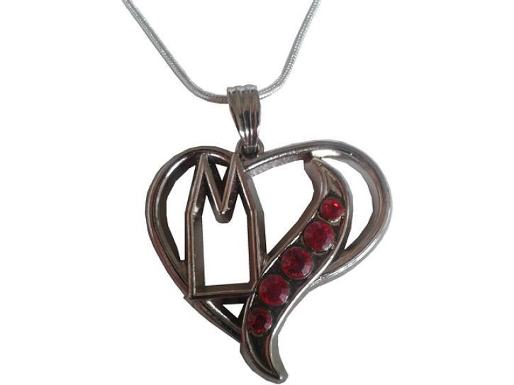 Halskette Herz silber