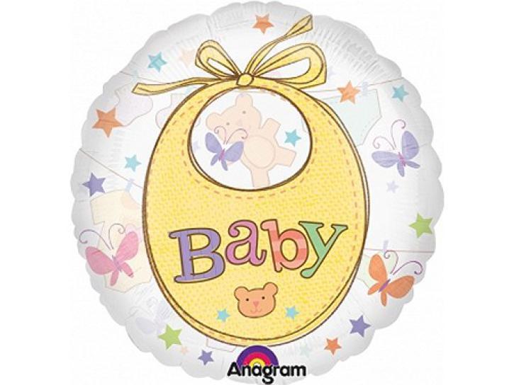 Folienballon Baby 26 in.