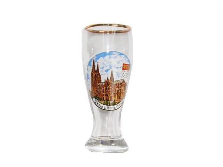 Mini-Weizenbierglas 11 cm hoch
