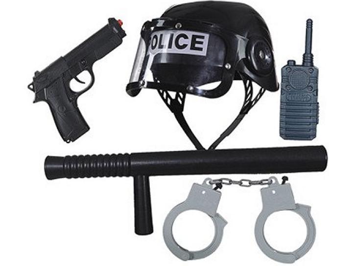 Polizei Set 5 tlg.