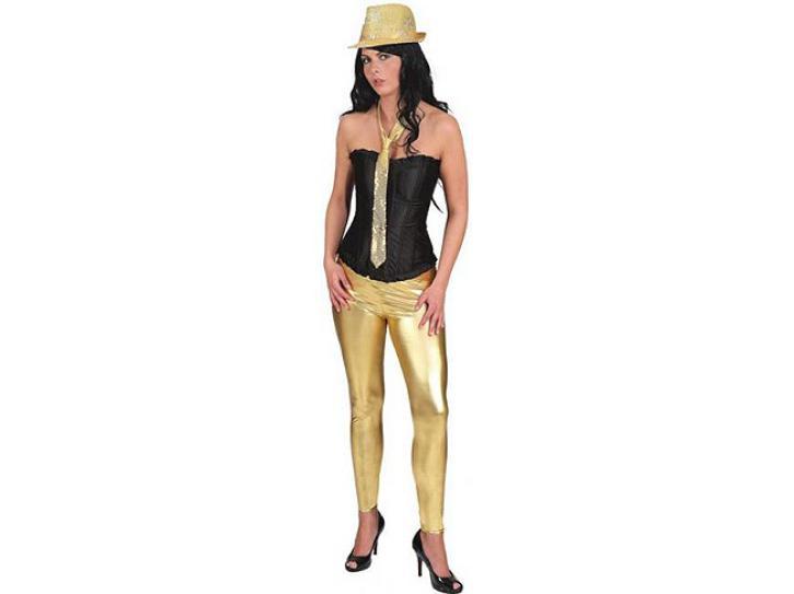 Leggings gold Gr.L/XL