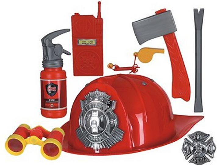 Feuerwehrset 8 tlg.