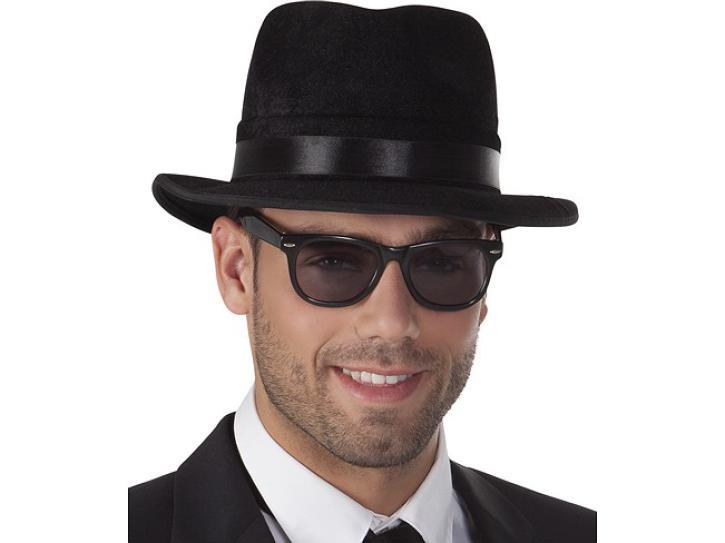 Brille Mafia oder Blues