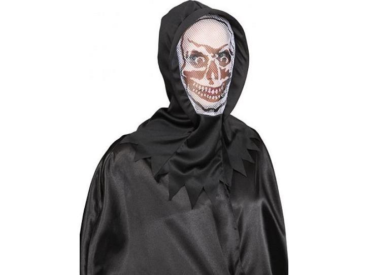 Maske Horror weiß