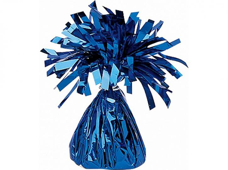 Folien-Ballongewicht blau