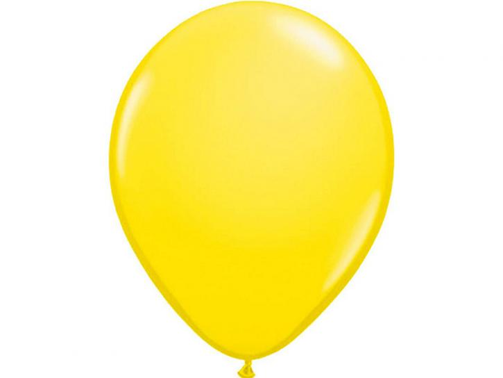Luftballon gelb 100 Stk.