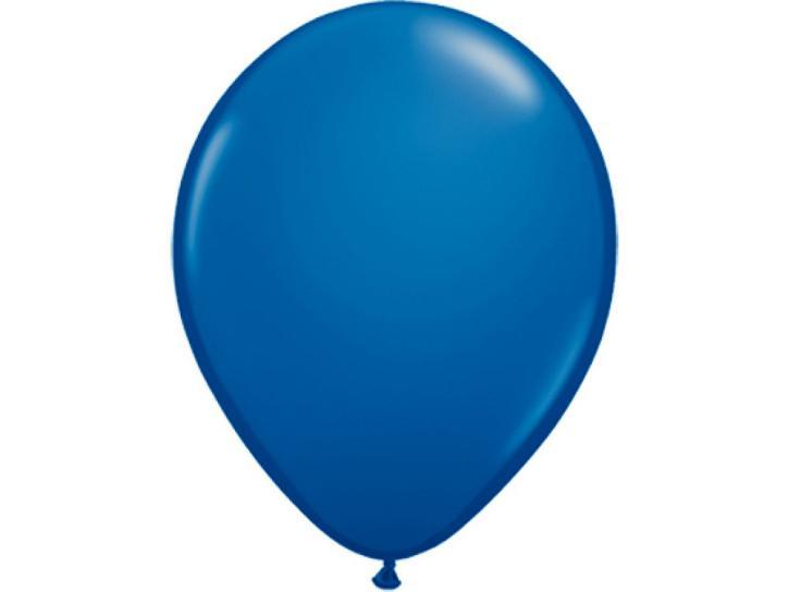 Luftballon königsblau 100 Stk.