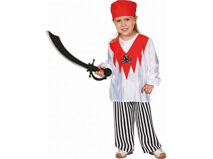 Kostüm Pirat Gr.140