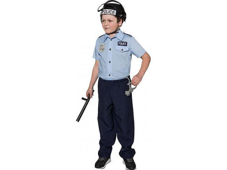 Hemd Polizei Gr.128